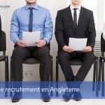 Les cabinets de recrutement au Royaume Uni